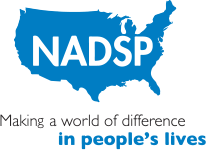 the NADSP logo
