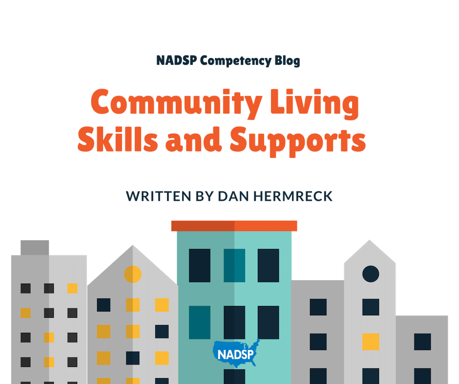 Community Living Skills and Supports by Dan Hermreck