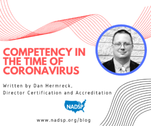 Competency in the Time of Coronavirus by Dan Hermreck