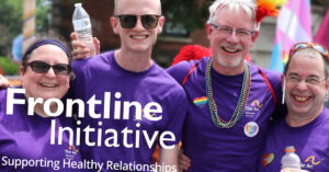 Frontline Initiative: Supporting Healthy Relationships