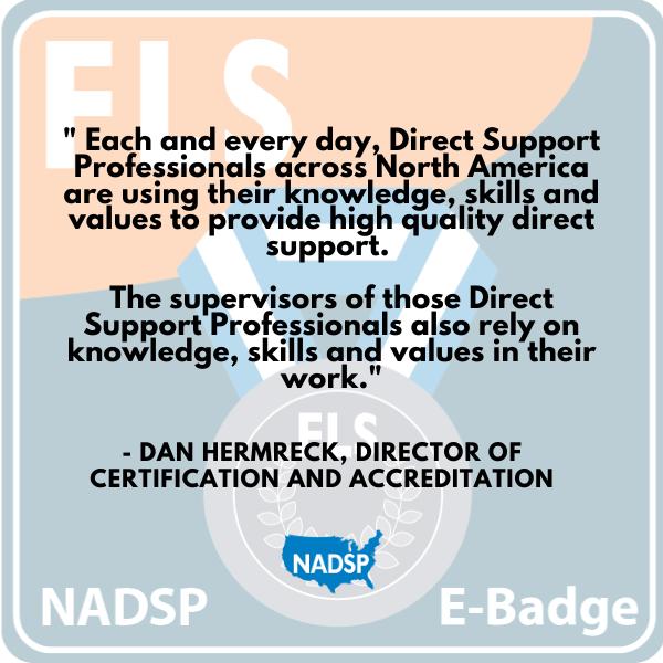Frontline Supervisor E-Badges are Here