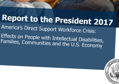 America's Direct Support Workforce Crisis