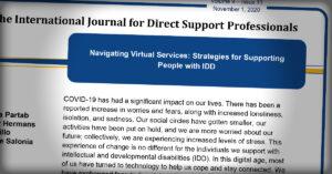 International Journal: Navigating Virtual Services