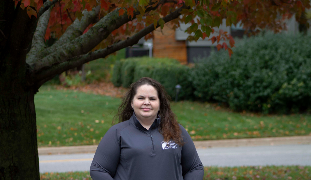 NADSP E-Badge Earner of the Month: Kimberly Bumgardner Bergman