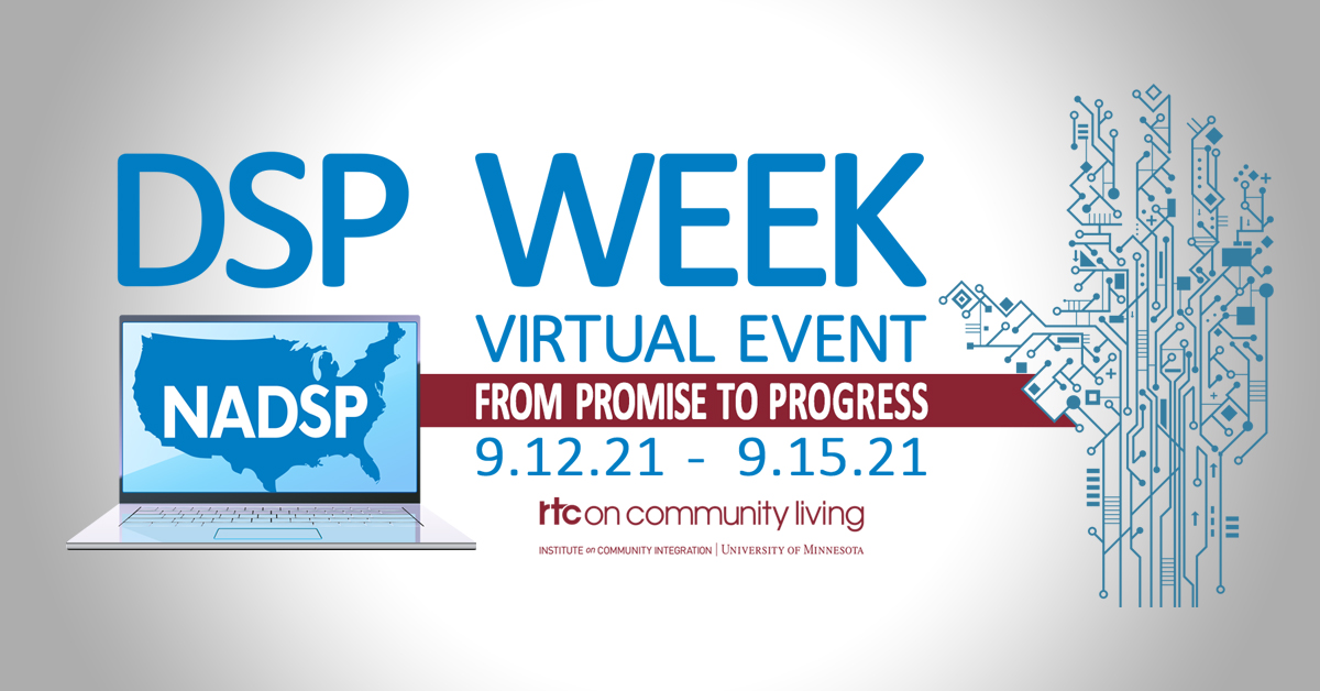 2021 Virtual Event: From Promise To Progress