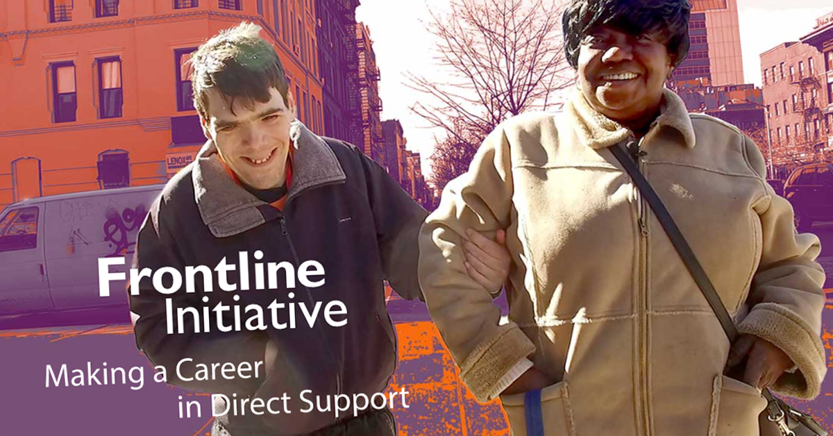 Frontline Initiative: Making A Career In Direct Support