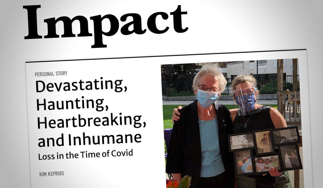Impact: Crisis Management For People With Disabilities