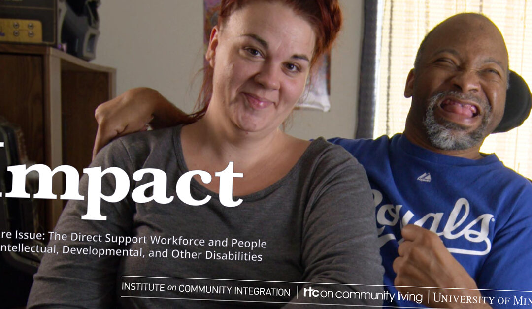 Impact: The Direct Support Workforce