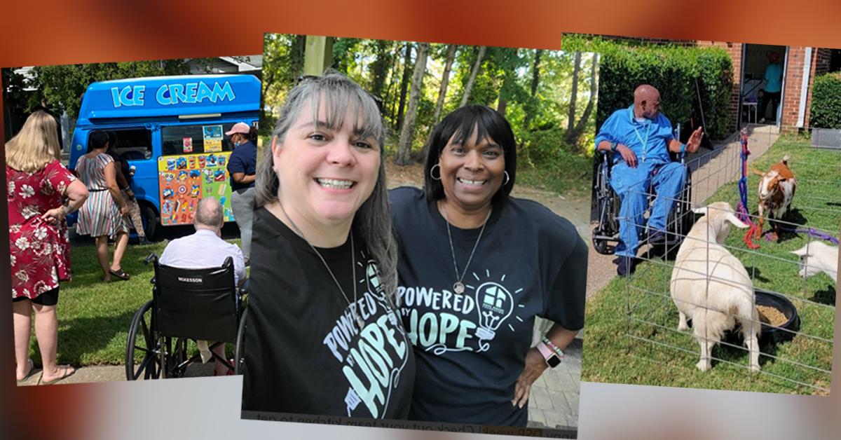 The Hope House Foundation's Engagement Calendar