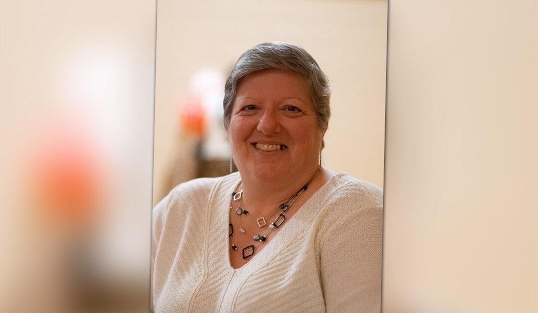 NADSP E-Badge Earner of the Month: Kathy Axline, DSP-III